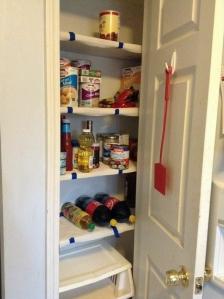 pesach closet