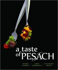 Taste of Pesach